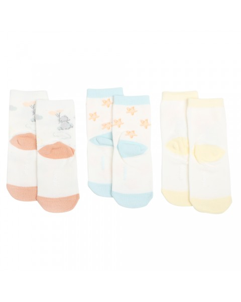 Pack 3 calcetines stars