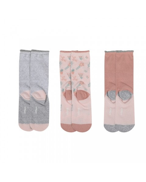 Pack 3 calcetines sweet niña