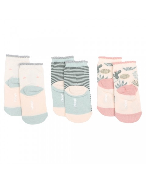Pack 3 calcetines owl