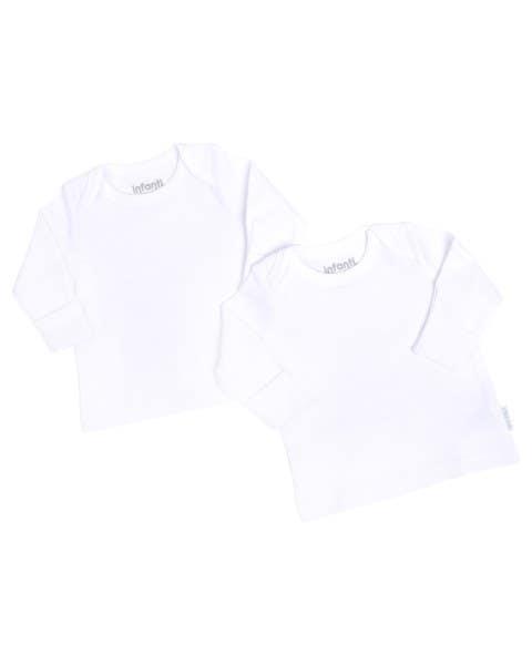 Set 2 camisetas Interior Blanco