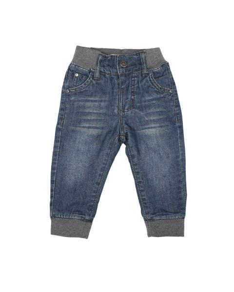 Jeans con forro polar niño