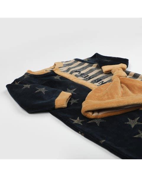 Osito bebé stars navy