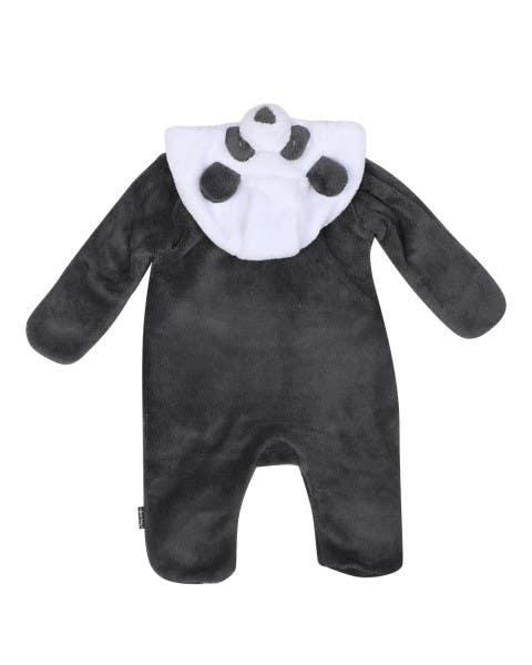 Osito bebé piel panda