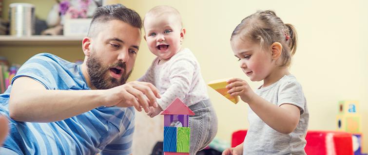 ¿Cuáles son los mejores momentos para estimular a mi bebé?