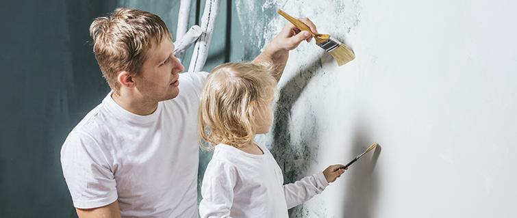 Habitación del bebé: ¡Aprende a elegir los colores correctos!