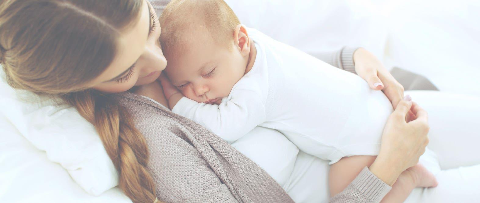 ¿Por qué es tan importante el afecto y el tacto para un niño?