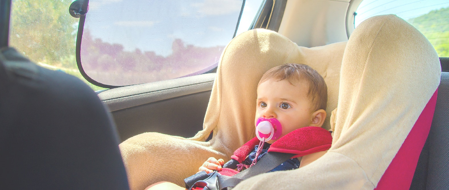 ¿Cómo evitar un golpe de calor en el auto?