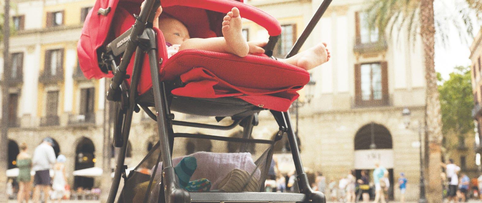 ¿En qué pensar antes de comprar el coche correcto para mi bebé?