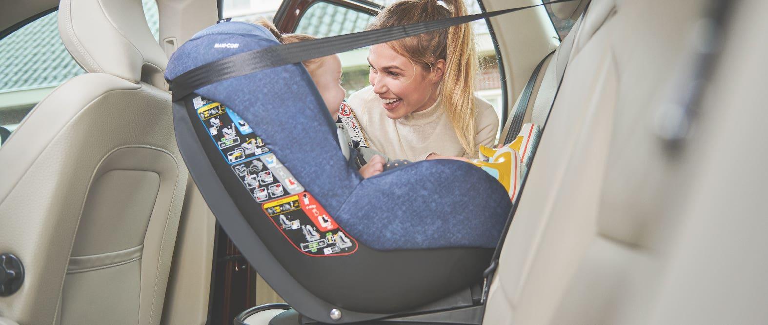 ¿Sabías que las sillas de auto tienen fecha de vencimiento? ¡Conoce más aquí!