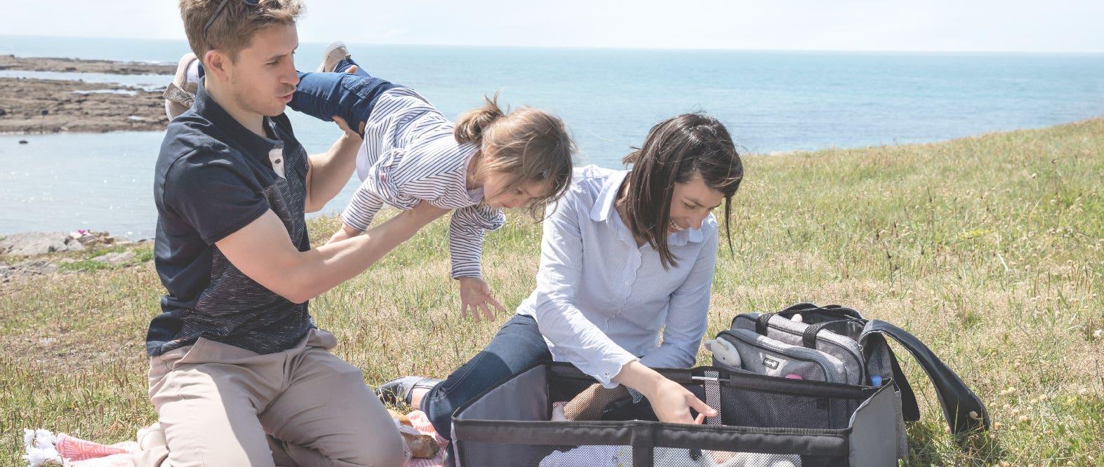 ¿Viaje con niños? ¡Que nada se quede en casa!