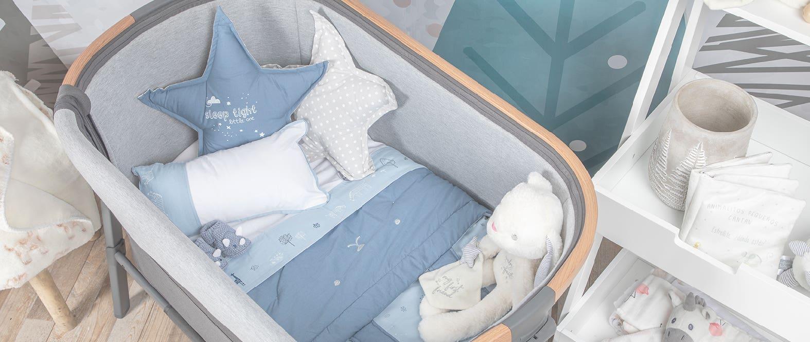 Esperando al bebé: ¿Qué no debe faltar en su habitación?