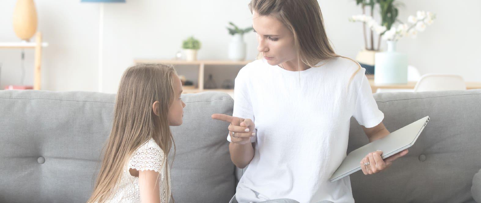 ¿Miedo o respeto?: ¡Identifica qué generas en tus hijos!