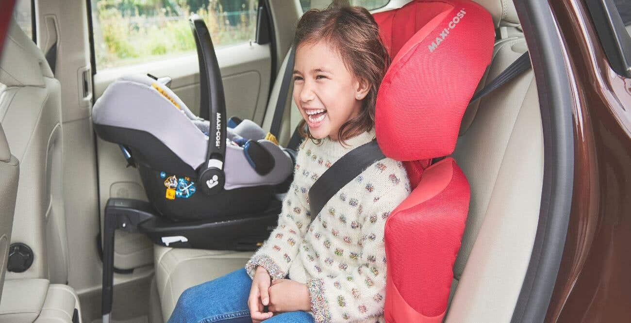 ¿Cómo elegir la silla de autos correcta para mi bebé?