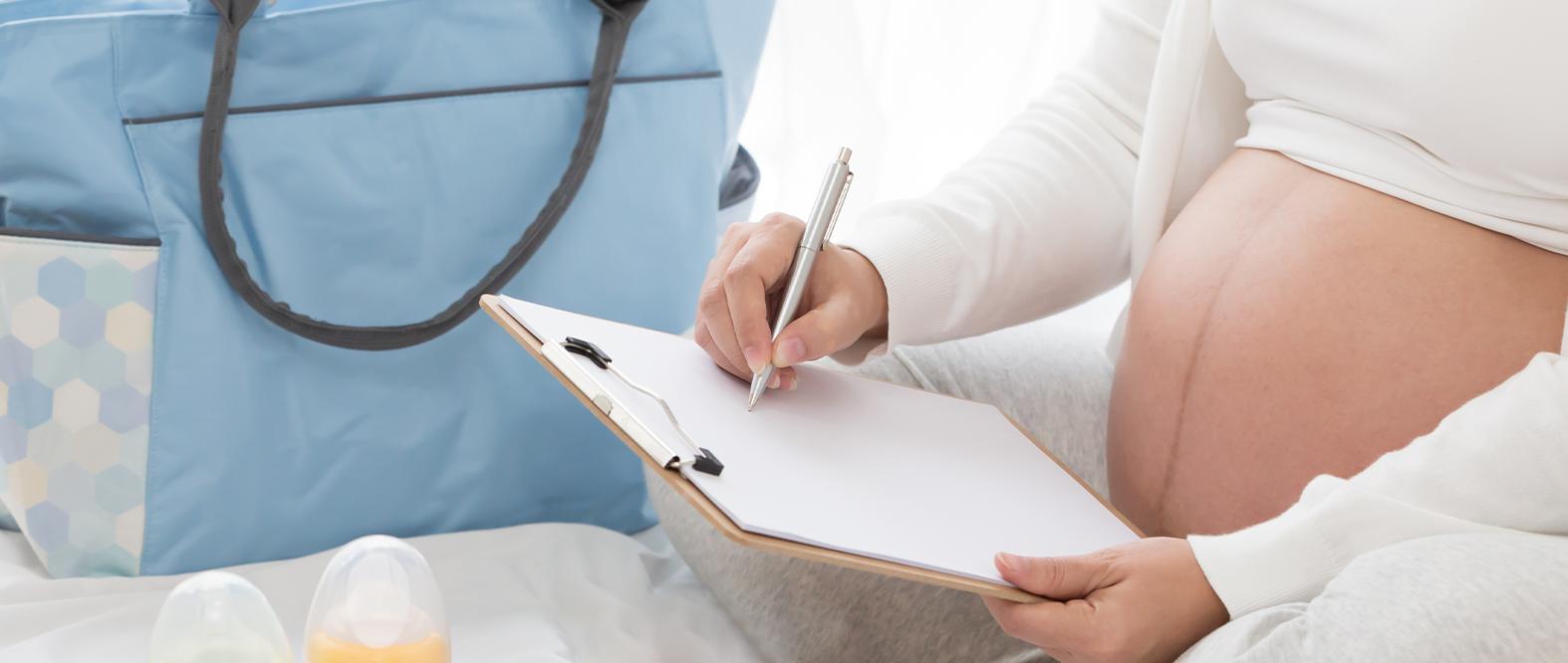 Plan de parto: ¿Qué es y qué incluir?